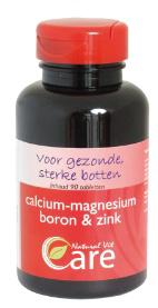Care natural calcium-magnesium boron & zink