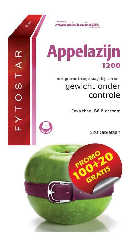Fytostar appelazijn 1200 maxi 120tab